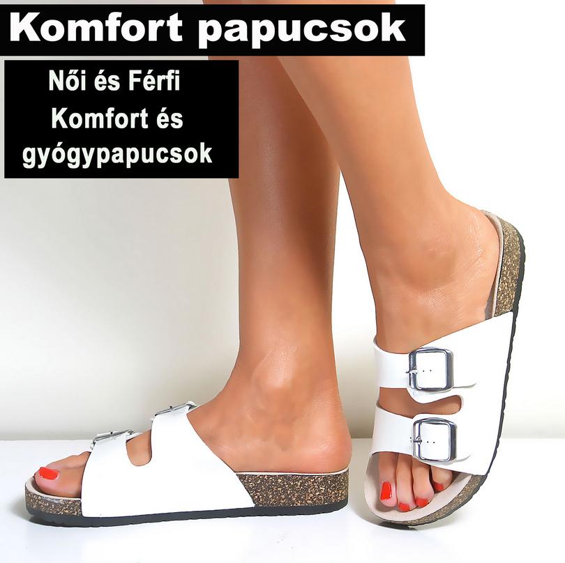 3f0110f128e7 4. Komfort papucs