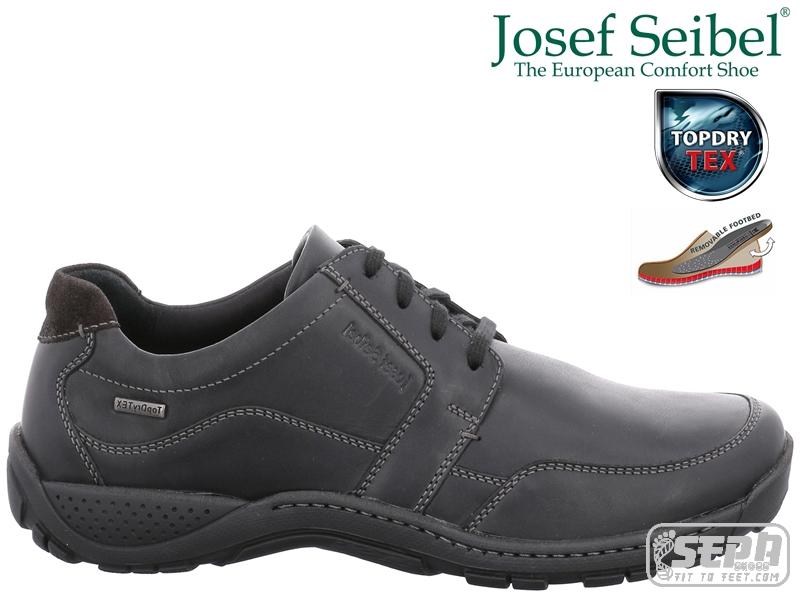 Férfi vízálló cipő  Josef Seibel 8024e255ac
