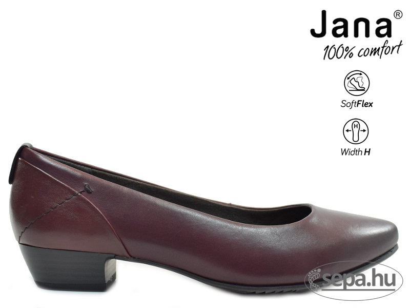 Női magassarkú cipők  Jana 64c55926e5