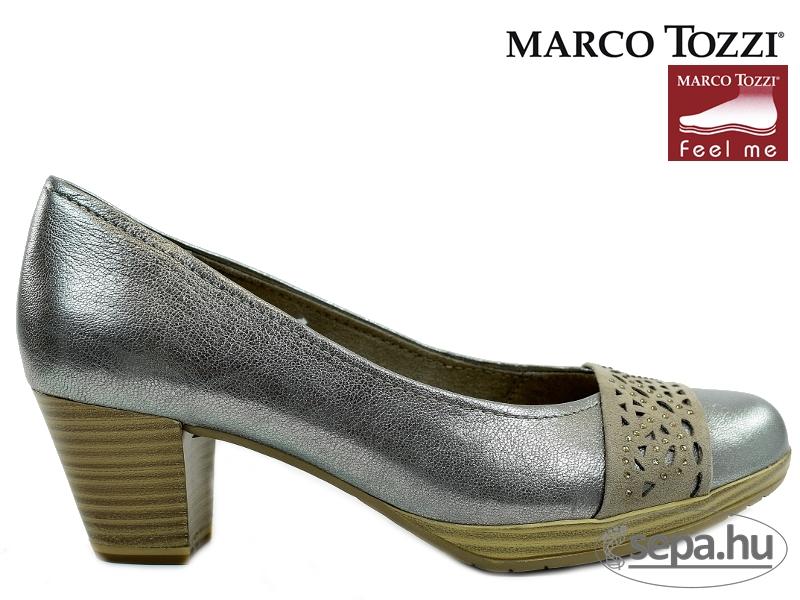 Női magassarkú cipő  Marco Tozzi ff0408faec