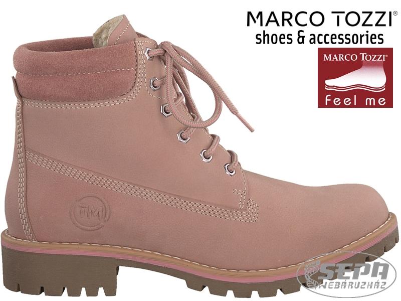 Női bokacsizma  Marco Tozzi 84ad960211