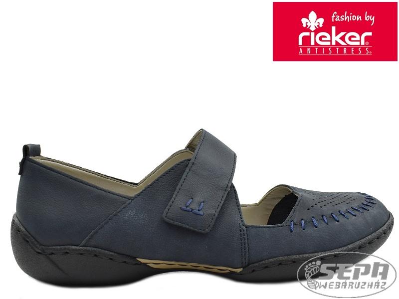 Női átmeneti cipő  Rieker 281e6e2053