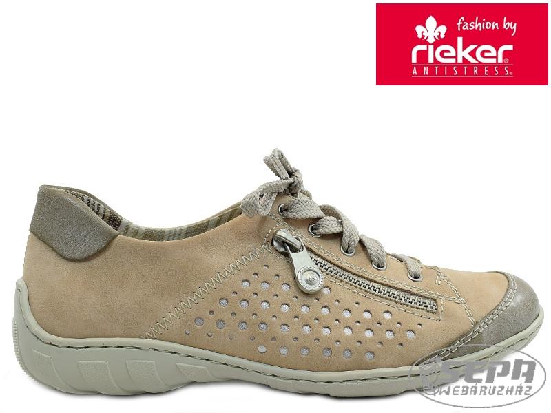 Rieker. Rieker M3708 kényelmes női félcipő 71127ede28