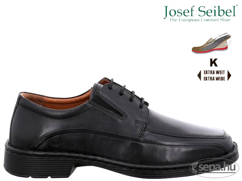 Josef Seibel Brian 38266 kényelmes férfi félcipő Extra széles - Cipőmárkák  Háza de39f418e0