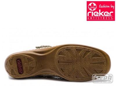 Női átmeneti cipő  Rieker dde92ae8f4